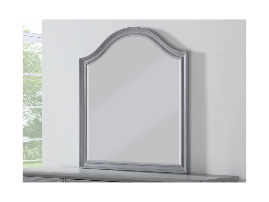 Flexsteel Wynwood Collection HeirloomMirror