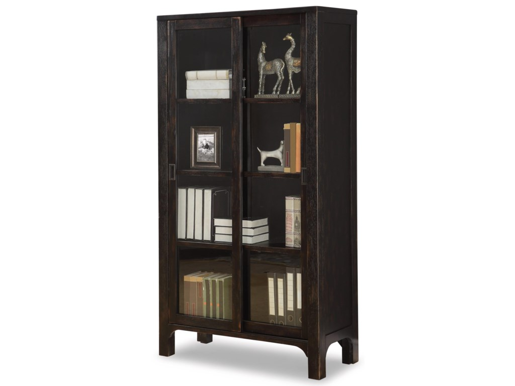 Flexsteel Wynwood Collection HomesteadBookcase