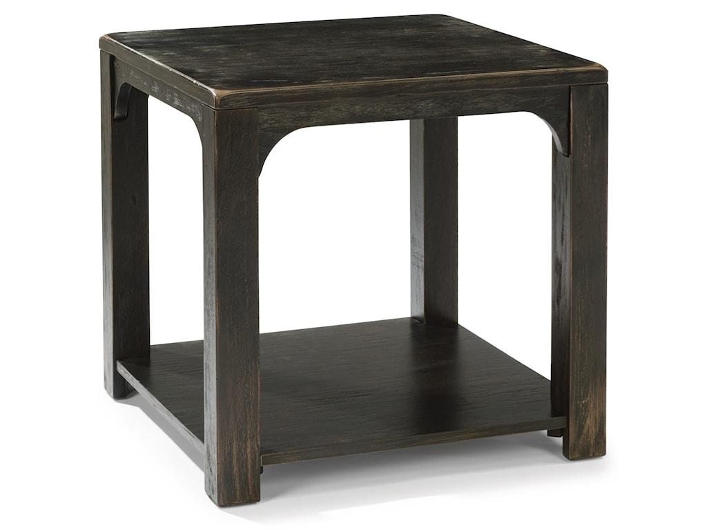 Flexsteel Wynwood Collection HomesteadLamp Table