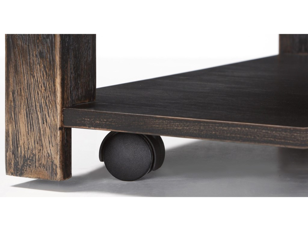Flexsteel Wynwood Collection HomesteadCocktail Table