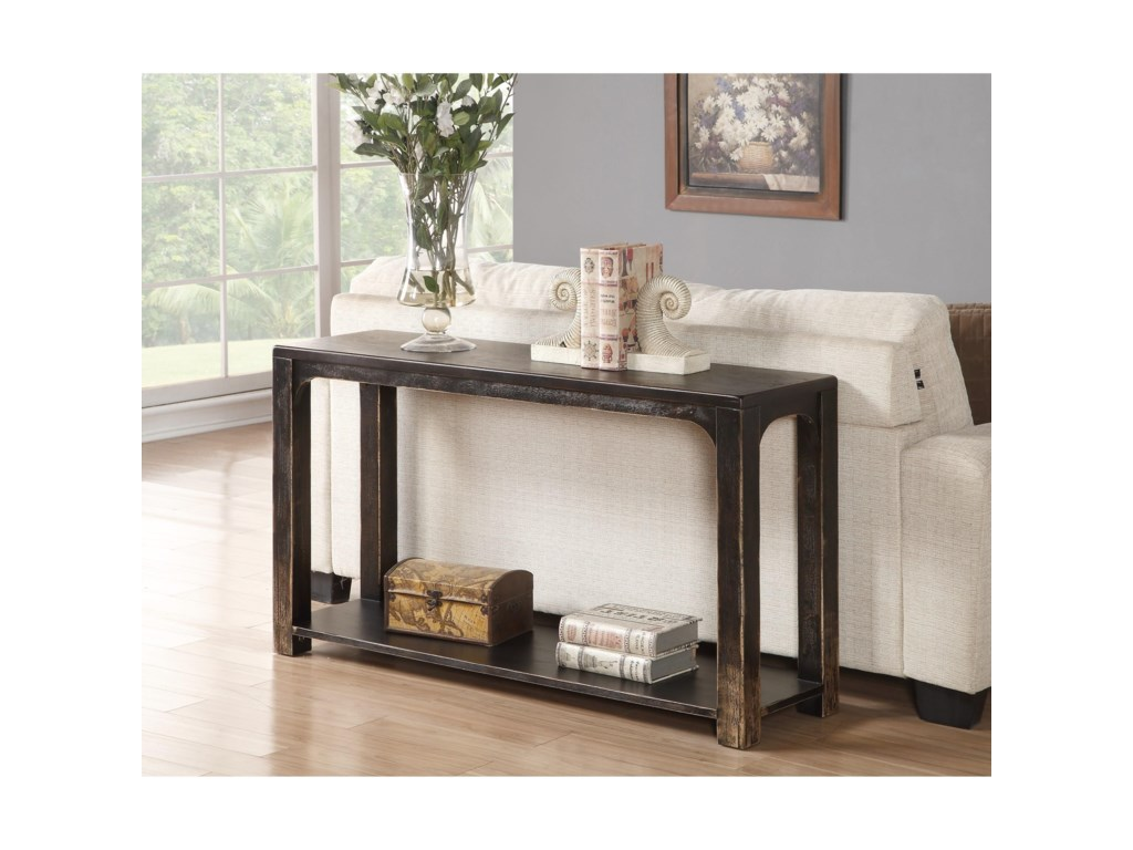 Flexsteel Wynwood Collection HomesteadSofa Table