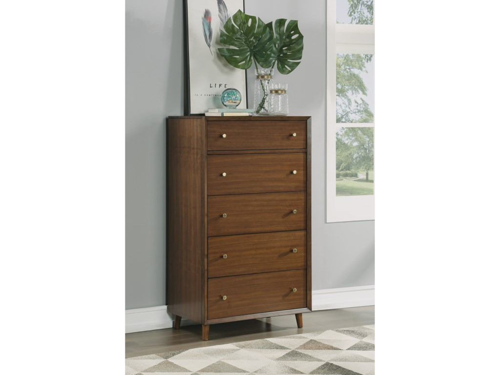Flexsteel Wynwood Collection LudwigChest of Drawers