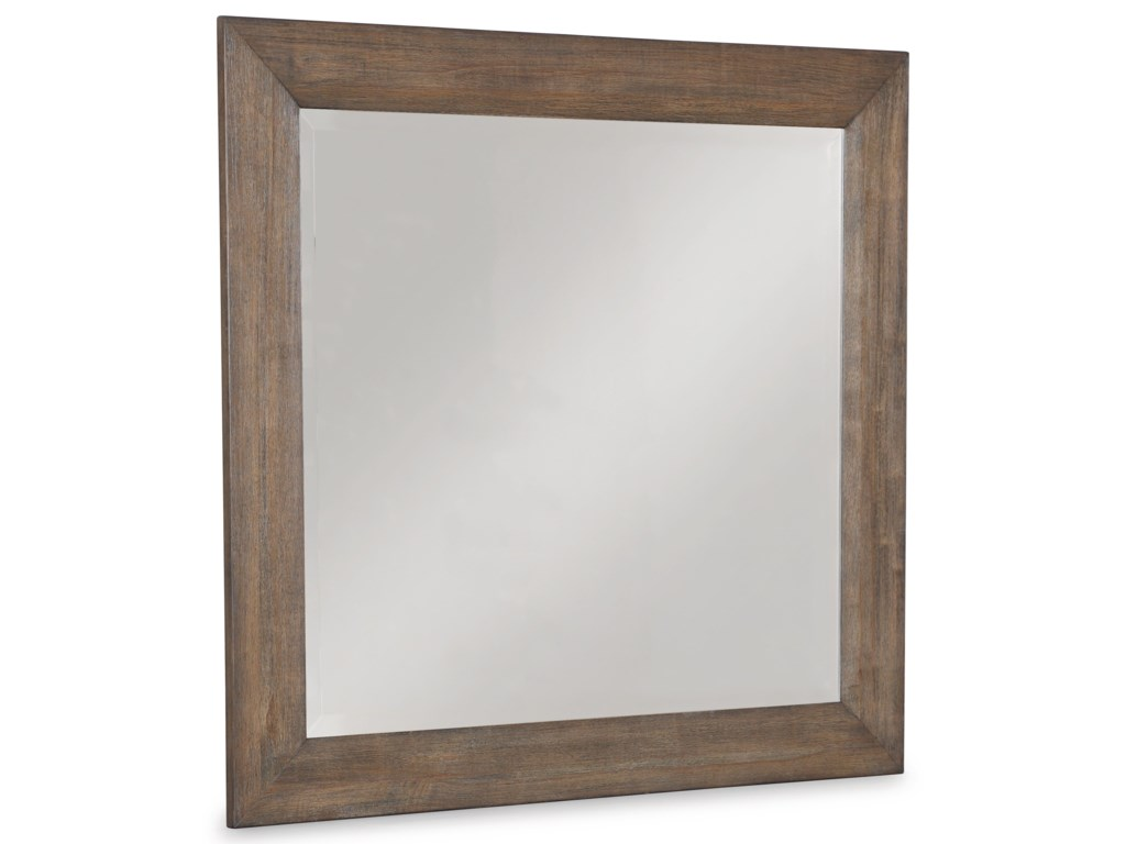Flexsteel Wynwood Collection Maximus Bedroom GroupMirror