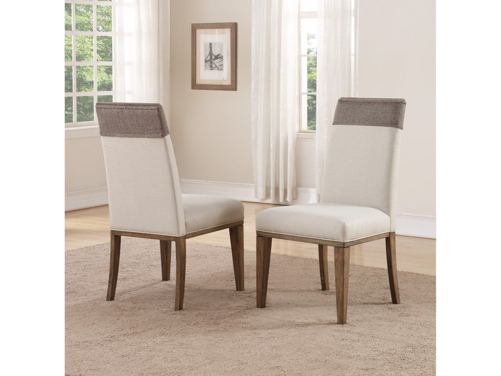 Flexsteel Wynwood Collection Maximus Dining Group7 Pc Dining Set