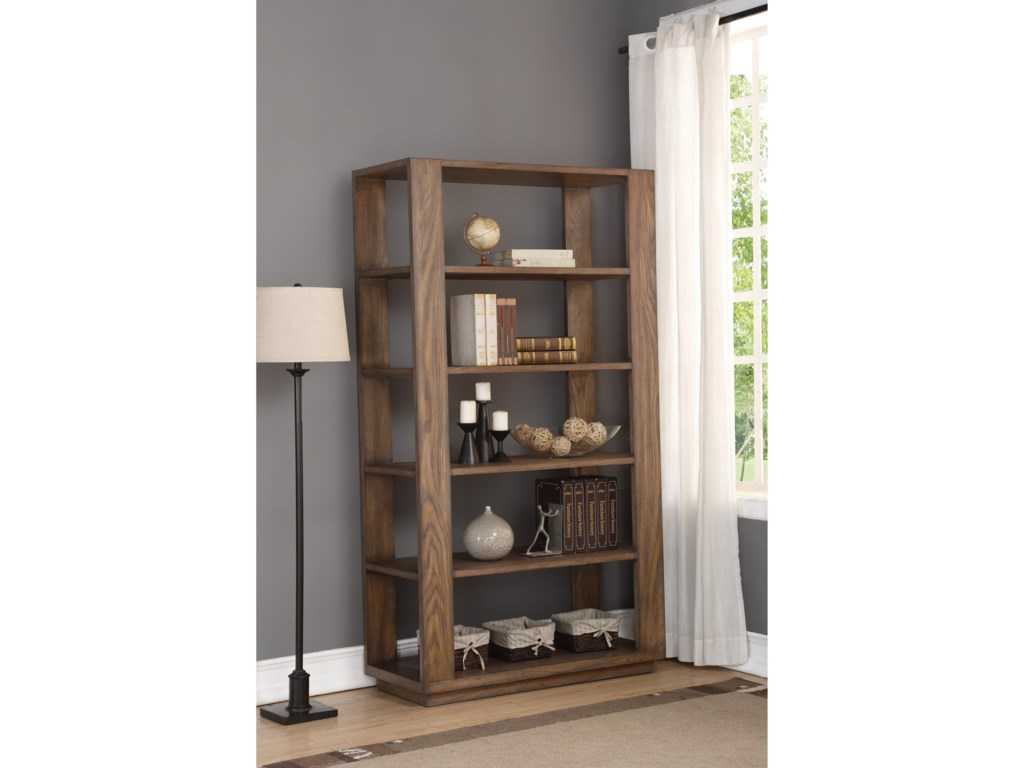 Flexsteel Wynwood Collection MaximusBookcase