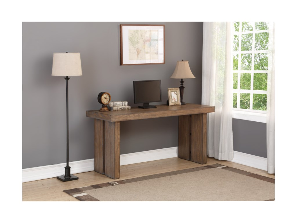 Flexsteel Wynwood Collection MaximusWriting Desk