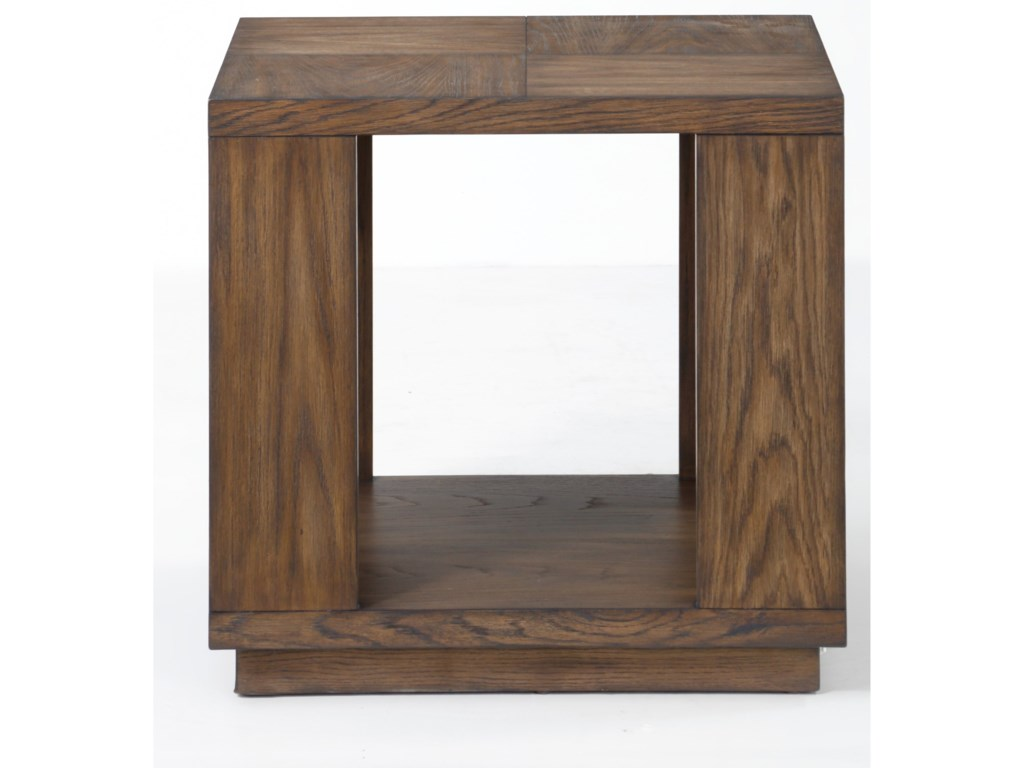 Flexsteel Wynwood Collection MaximusEnd Table