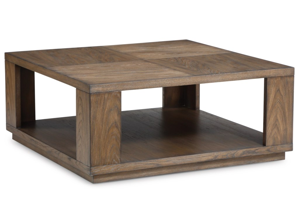 Flexsteel Wynwood Collection MaximusSquare Cocktail Table