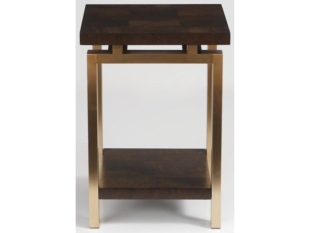 Flexsteel MayaChairside Table