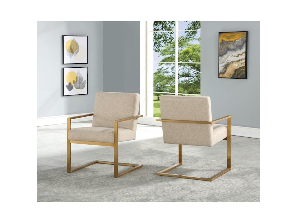 Wynwood, A Flexsteel Company MayaArm Dining Chair