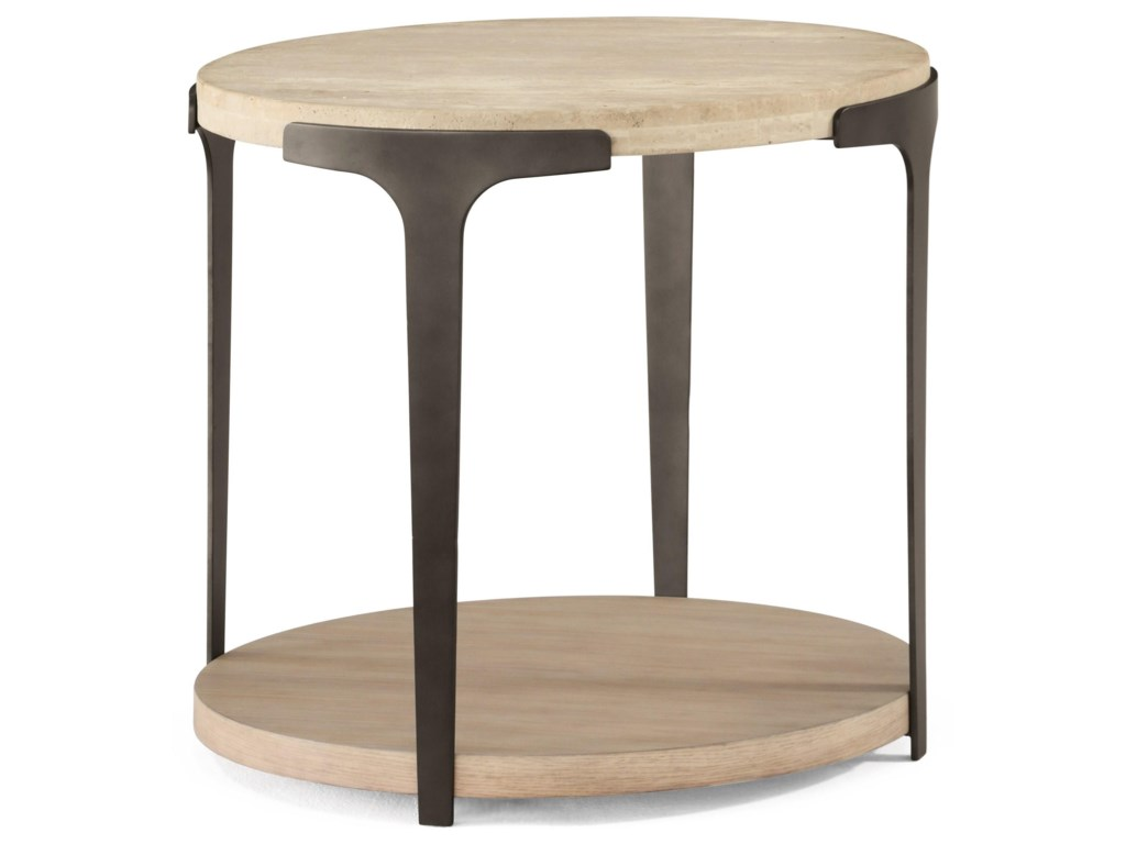 Flexsteel OmniRound End Table