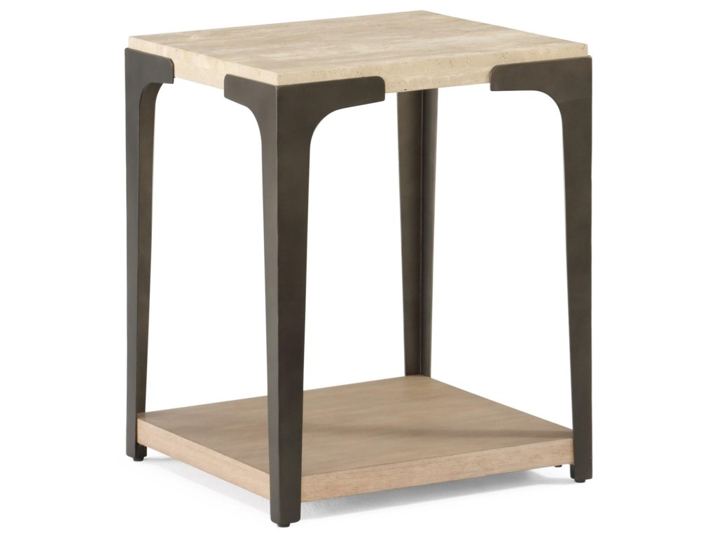 Flexsteel Wynwood Collection OmniChairside Table