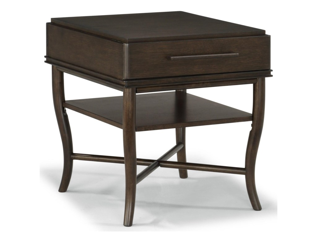 Flexsteel PennyEnd Table