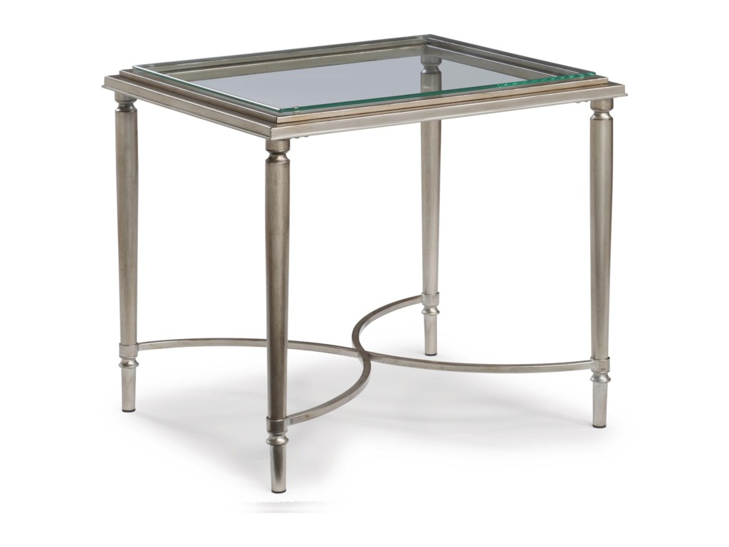 Flexsteel Wynwood Collection PiperEnd Table