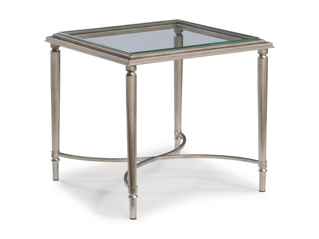 Flexsteel Wynwood Collection PiperLamp Table