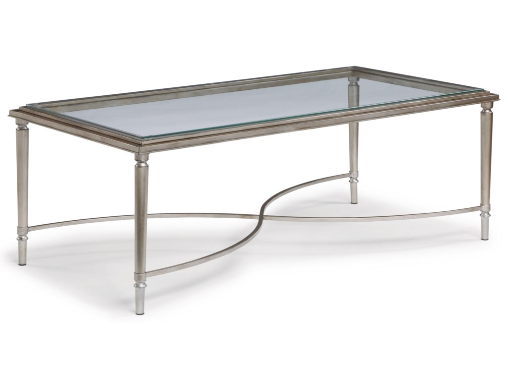 Flexsteel Wynwood Collection PiperRectangular Cocktail Table