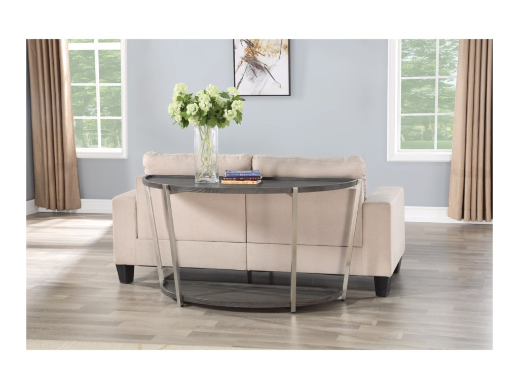 Flexsteel PlatformSofa Table
