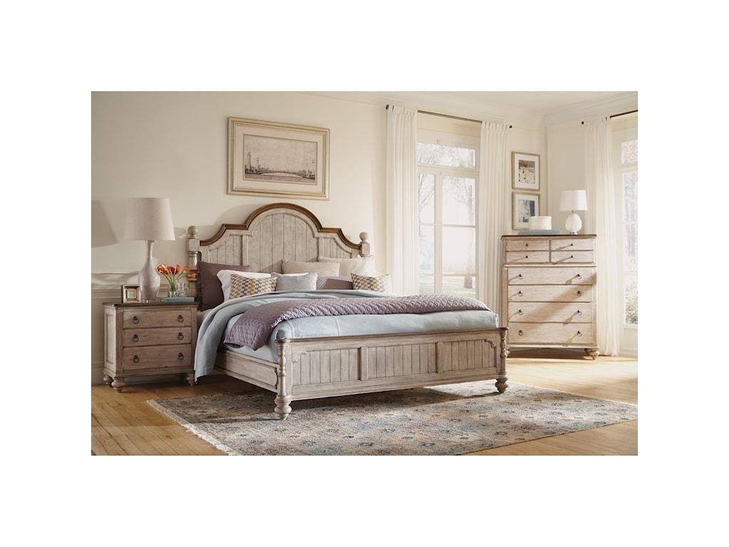 Flexsteel VenturaVentura King Bedroom Group
