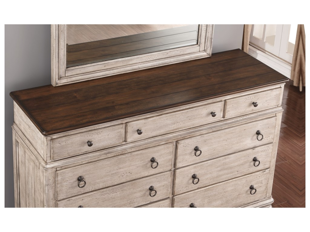 Flexsteel Wynwood Collection PlymouthDresser
