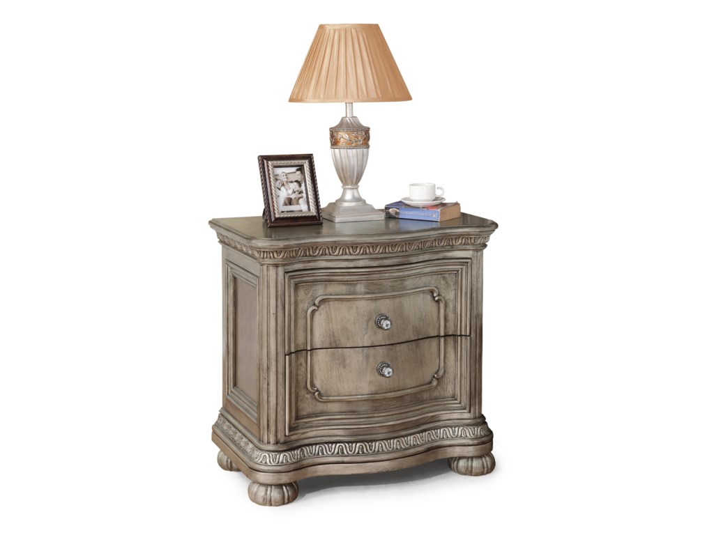 Flexsteel Wynwood Collection San CristobalNight Stand