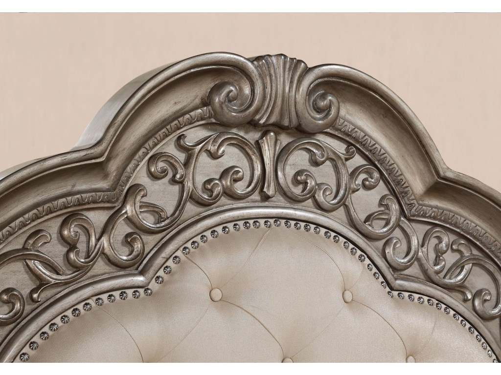 Flexsteel Wynwood Collection San CristobalQueen Panel Bed