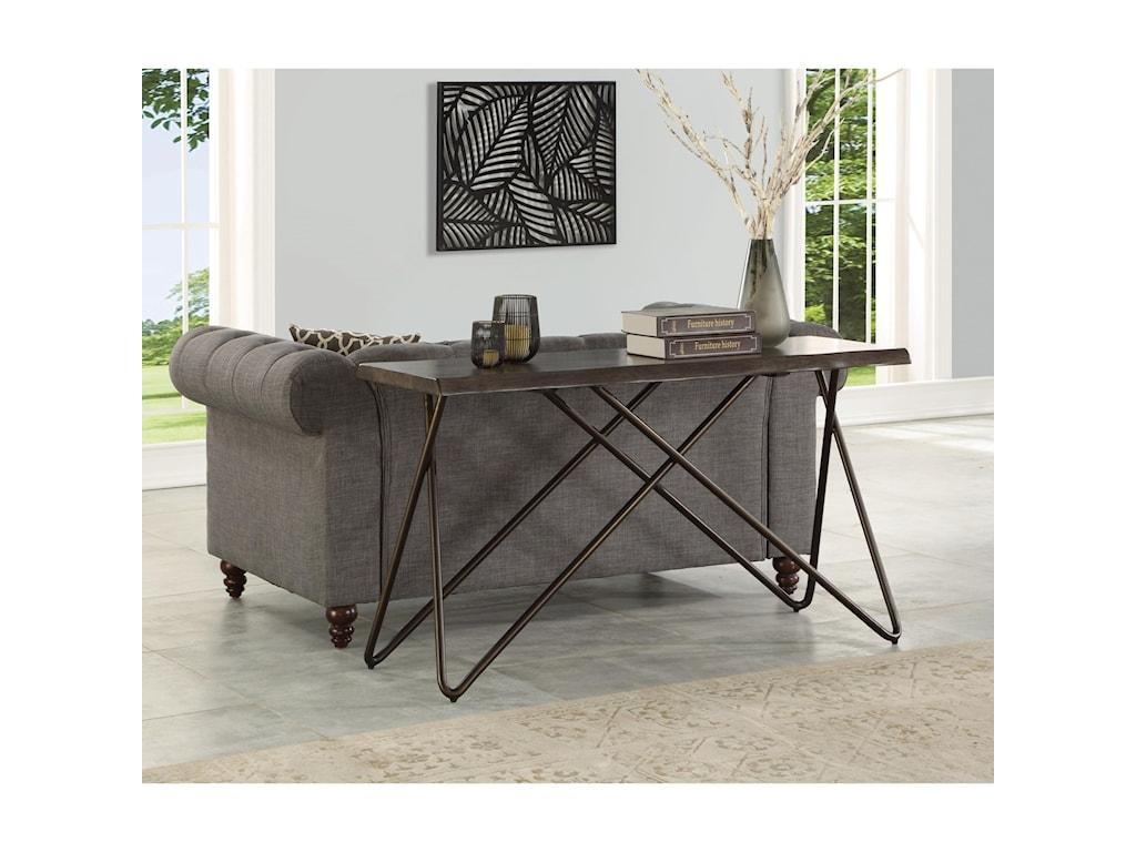 Flexsteel ShadowSofa Table
