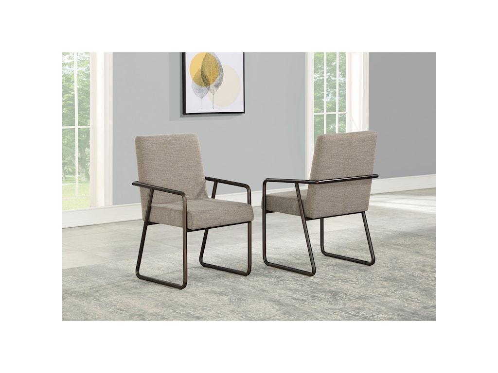 Flexsteel ShadowArm Chair