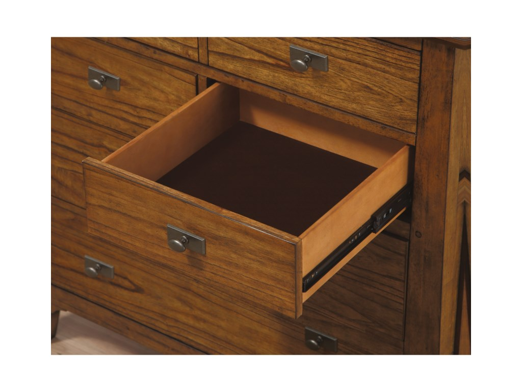 Flexsteel Wynwood Collection SonoraMedia Chest