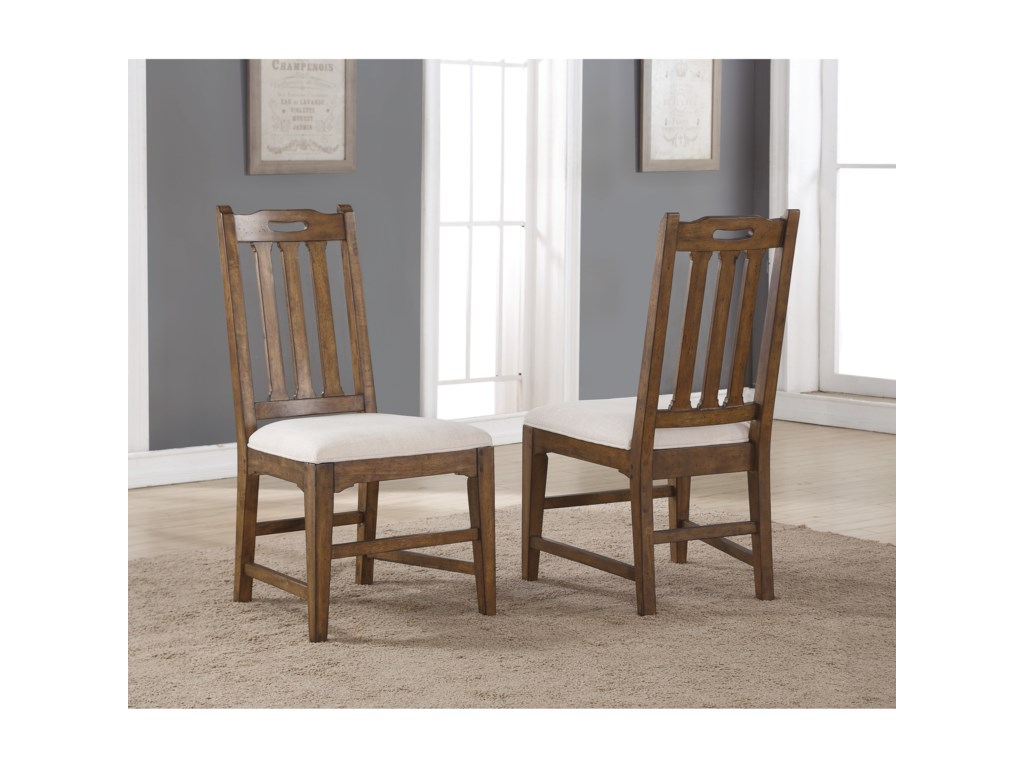 Wynwood, A Flexsteel Company SonoraUpholstered Dining Chair