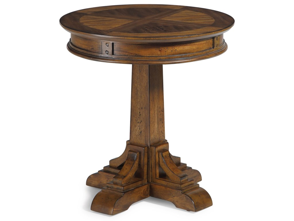Flexsteel Wynwood Collection SonoraLamp Table