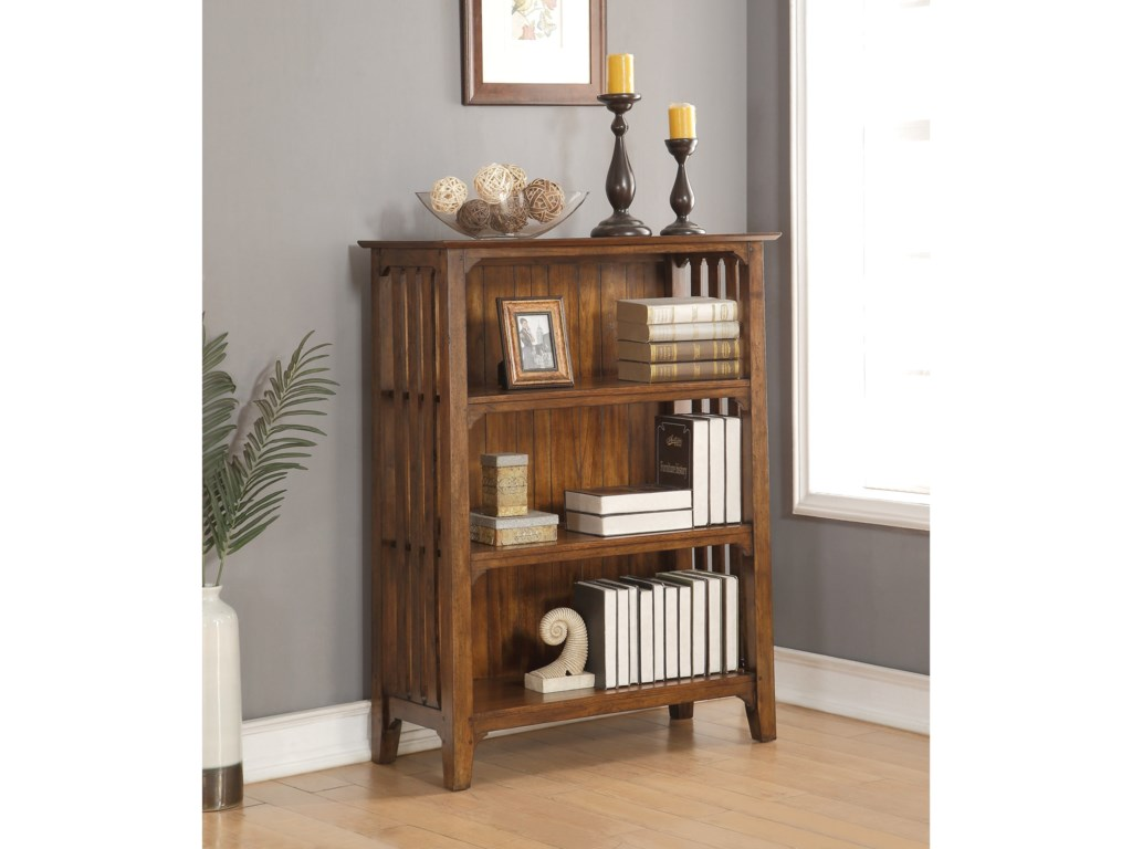 Flexsteel Wynwood Collection SonoraSmall Bookcase