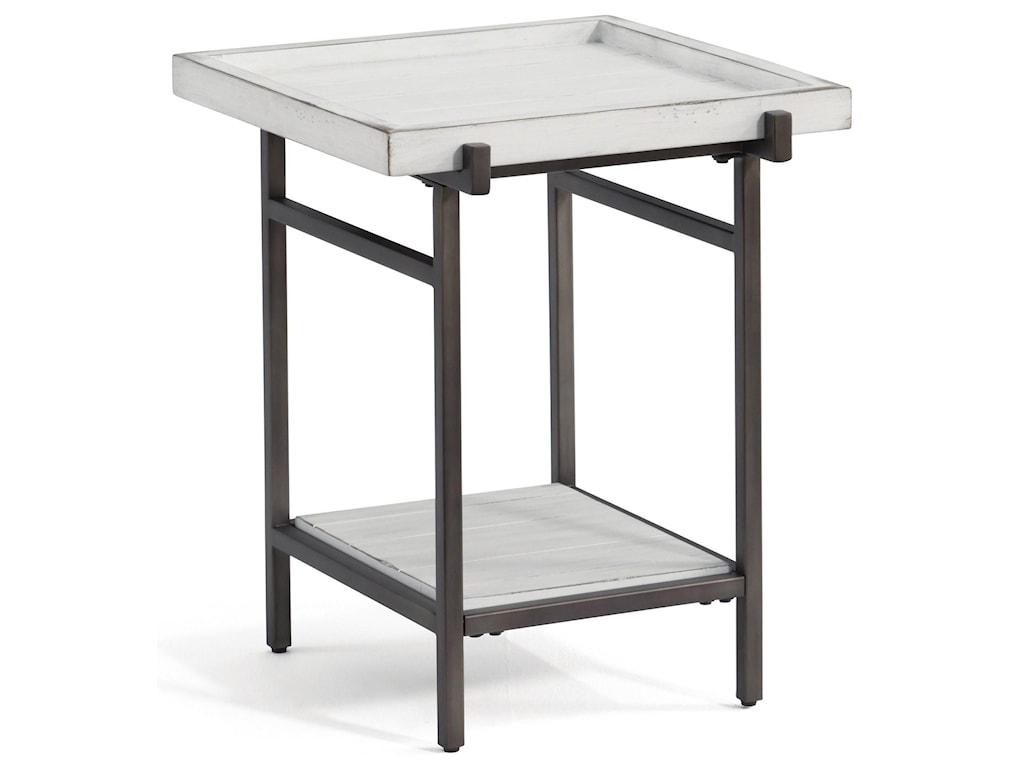 Flexsteel StillwaterChairside Table