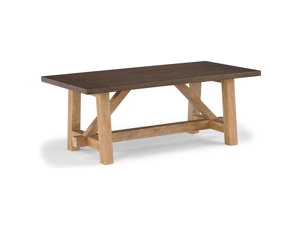 Flexsteel Wynwood Collection TahoeCocktail Table