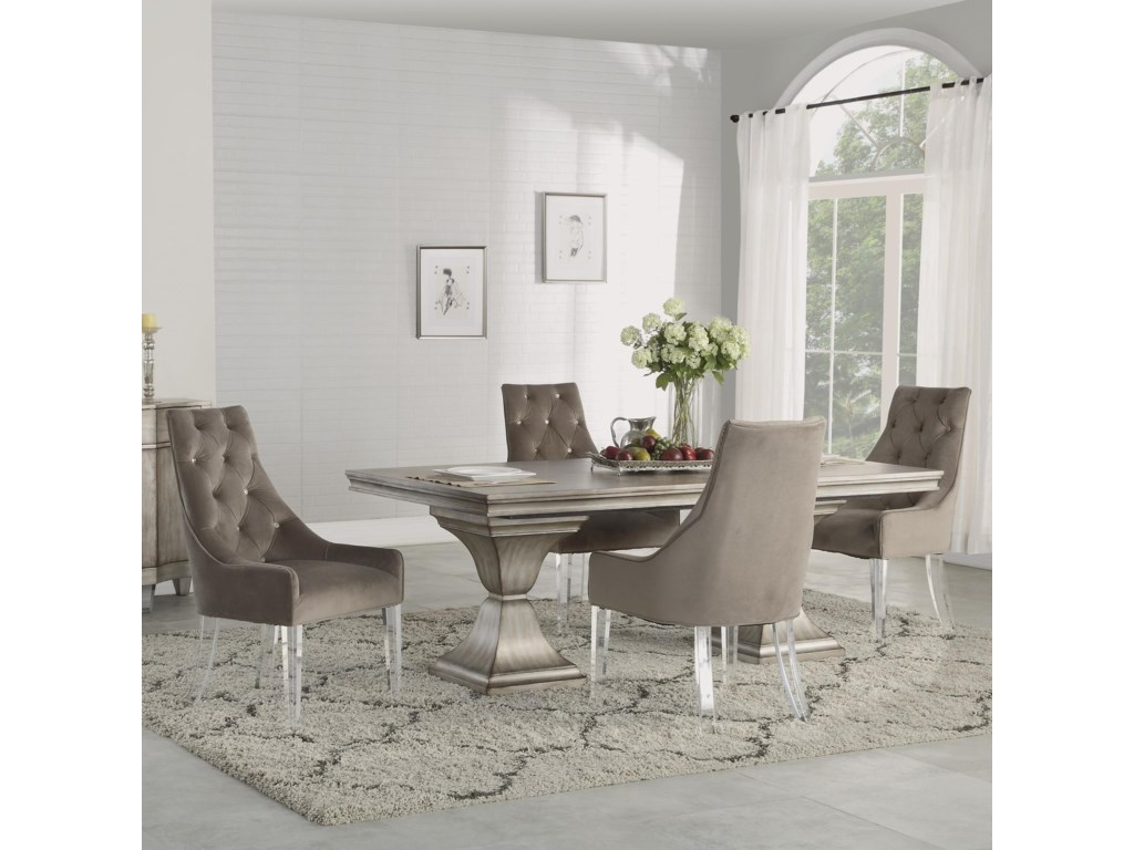 Flexsteel Vogue5-Piece Dining Set