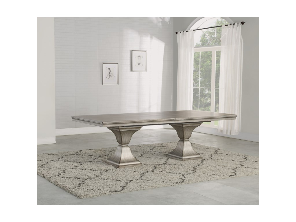 Flexsteel VoguePedestal Dining Table