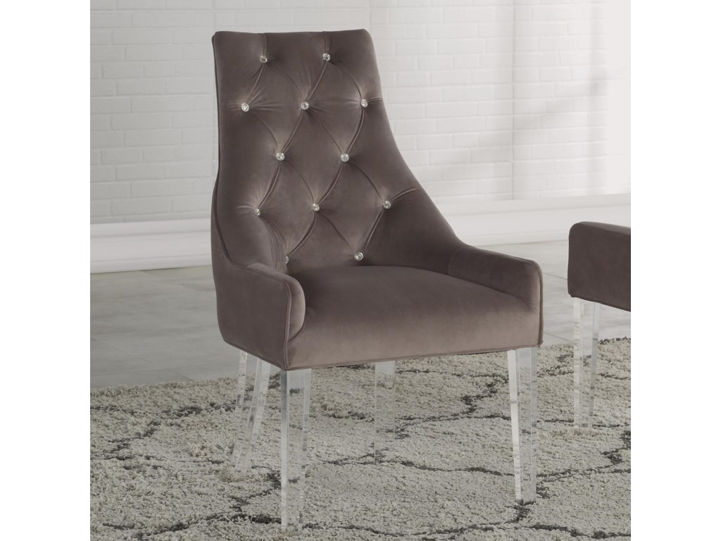 Flexsteel Wynwood Collection VogueUpholstered Arm Chair