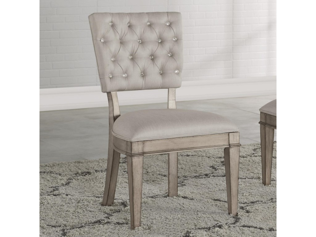 Wynwood, A Flexsteel Company VogueUpholstered Side Chair