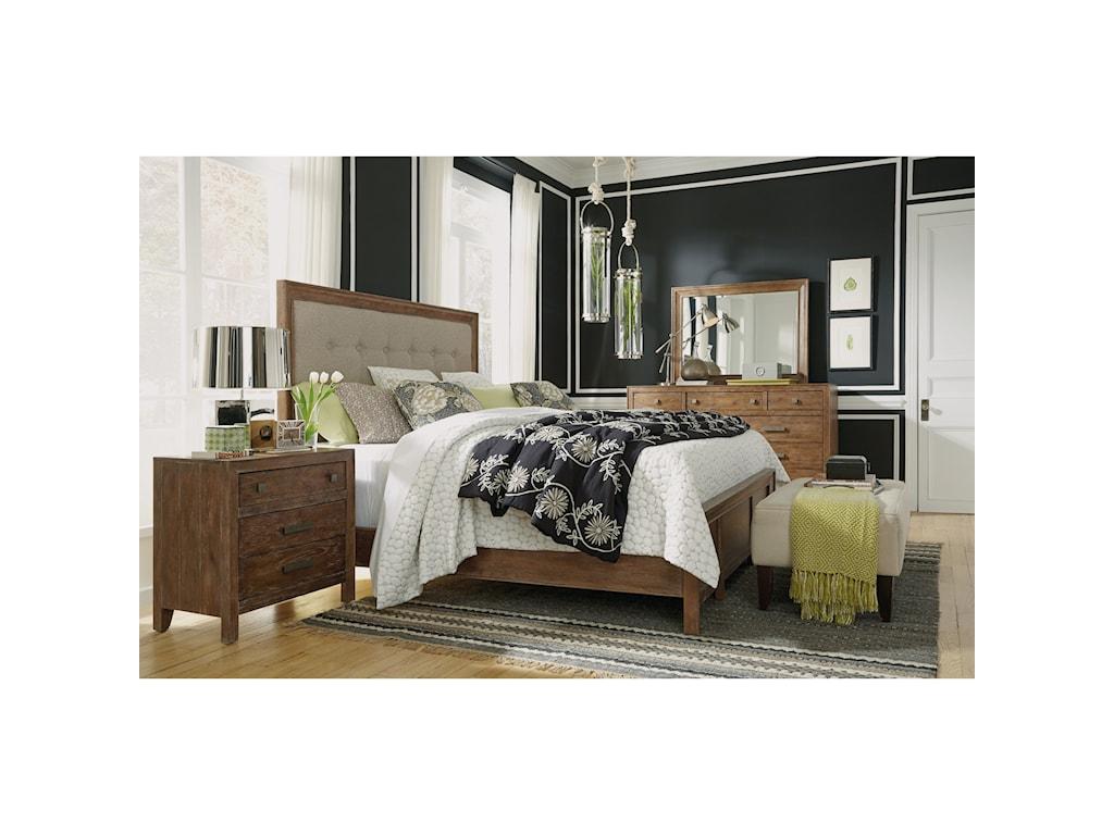 Wynwood, A Flexsteel Company Hampton Bedroom GroupQueen Bedroom Group
