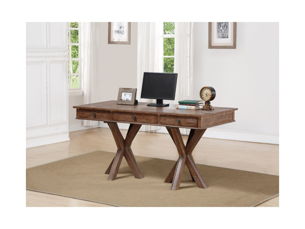 Wynwood, A Flexsteel Company Hampton Home Office GroupWriting Desk