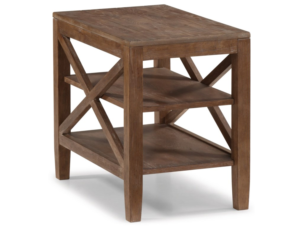 Flexsteel Wynwood Collection Hampton Occasional Group Accent Table