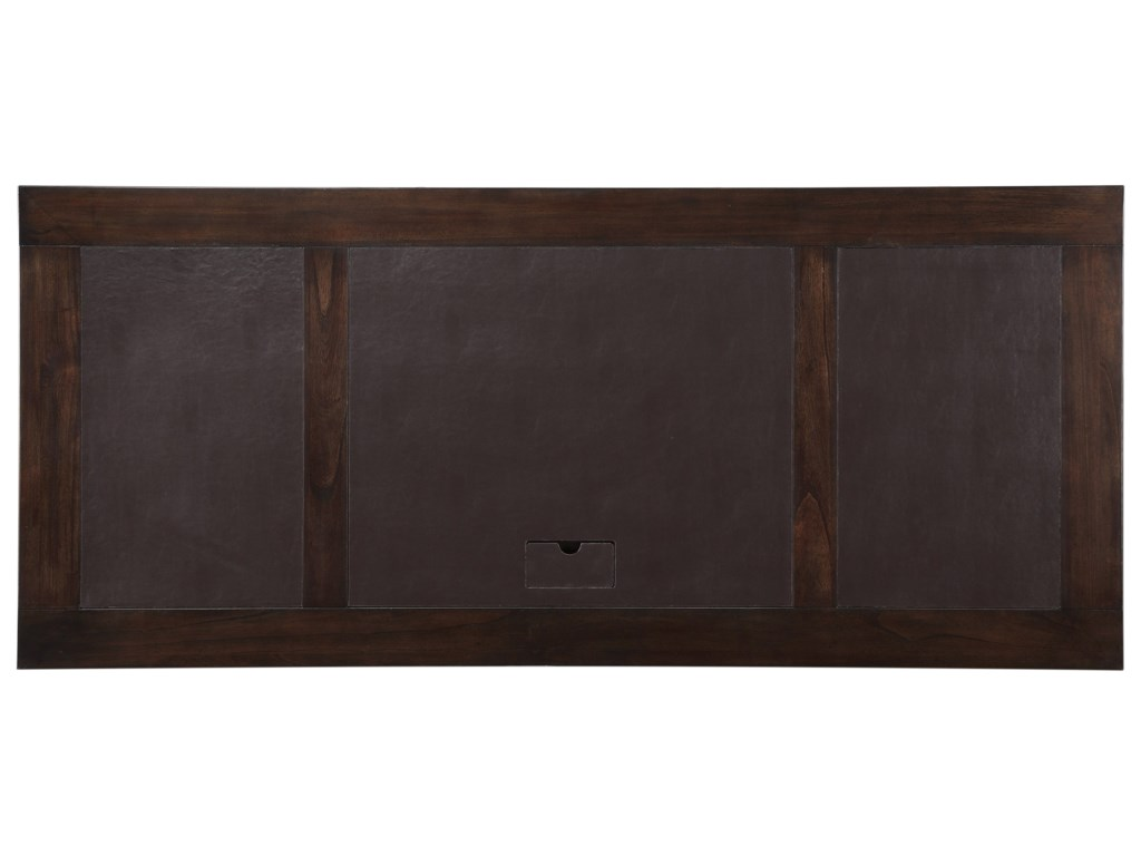 Flexsteel Wynwood Collection Walnut CreekExecutive Credenza