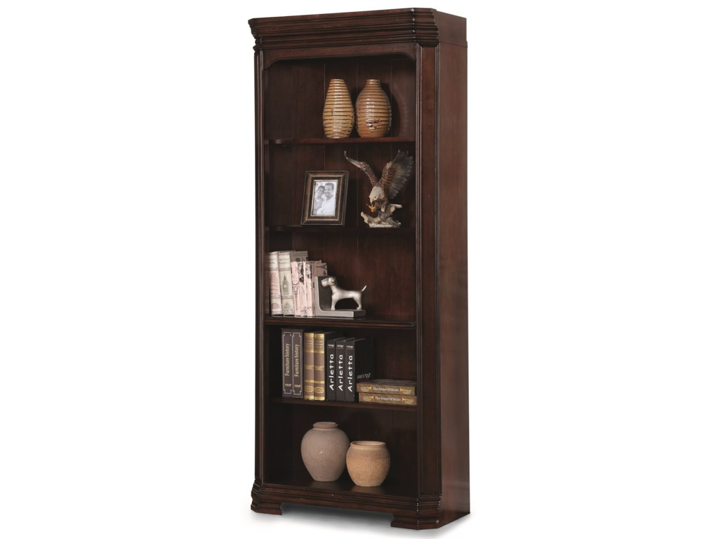 Flexsteel Wynwood Collection WestchesterTraditional Bookcase