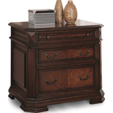 Traditional Lateral File Cabinet