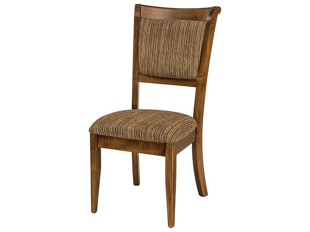 F&N Woodworking AdairSide Chair