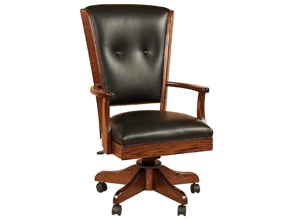 F&N Woodworking BerkshireDesk Chair