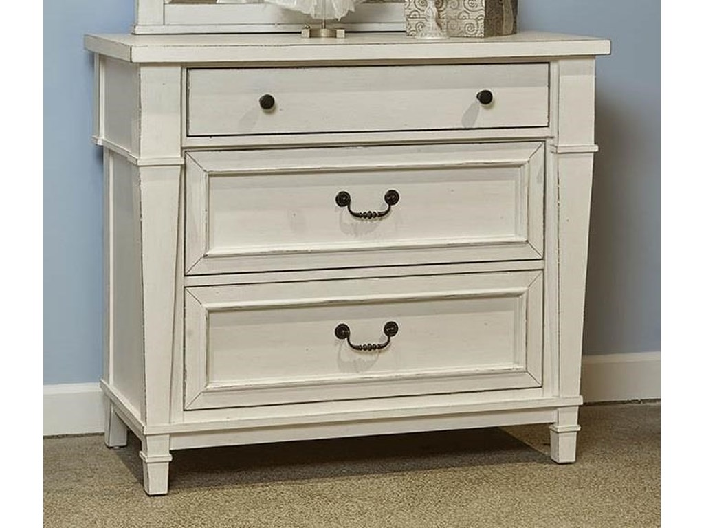 Folio 21 Stoney Creek YouthThree Drawer Chest