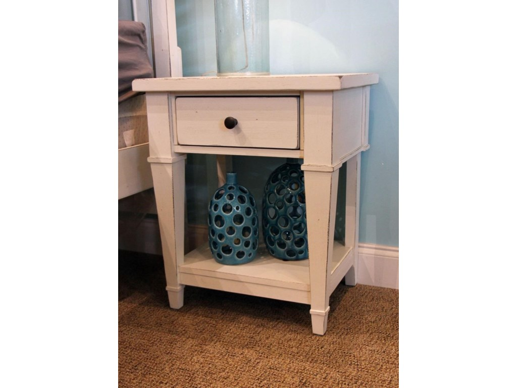Folio 21 Stoney Creek YouthOne Drawer Nightstand