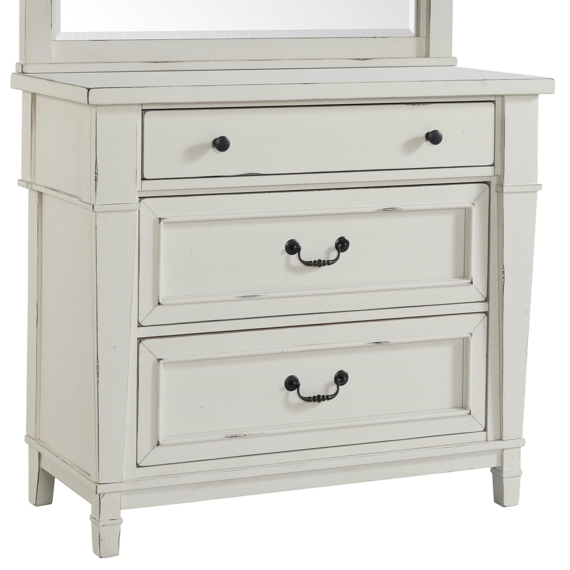 Cottage Style Small Chest