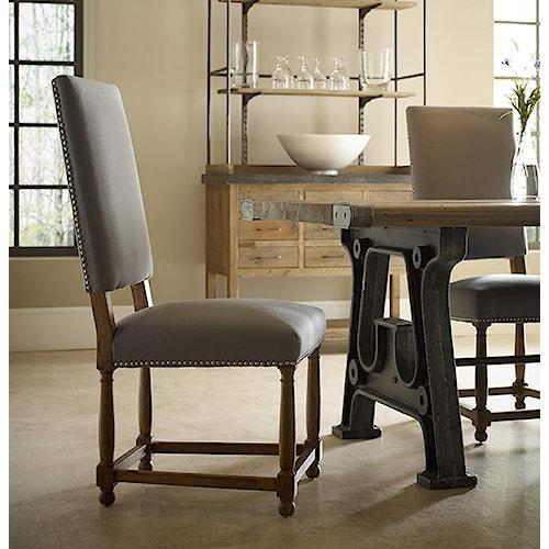 Four Hands Ashford Connor Dining Chair w/ Nailhead Trim