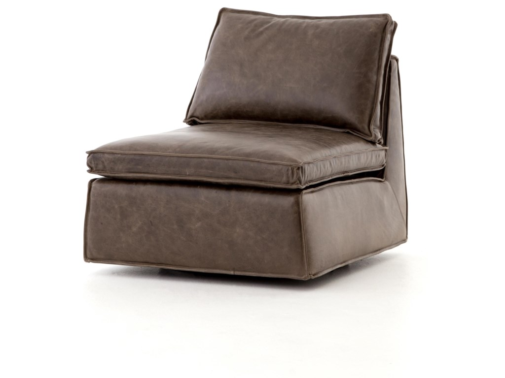 Four Hands AbbottSofia Swivel Chair